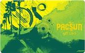 PACSUN Gift Cards GIFT CARD